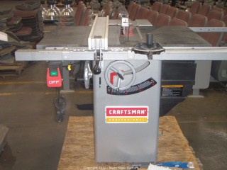 Craftsman Premium Hybrid Table Saw 10""