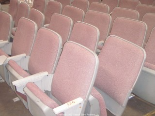 Lot of 18 Theater/Stadium Seats