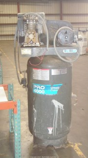 5 HP 80 Gallon Air Compressor