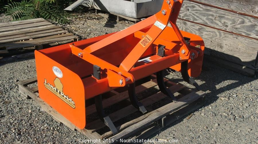 3 Point Box Scraper : North state auctions auction summer blowout