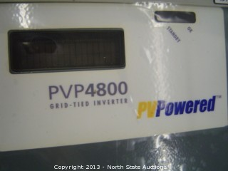 PV Powered Inverter