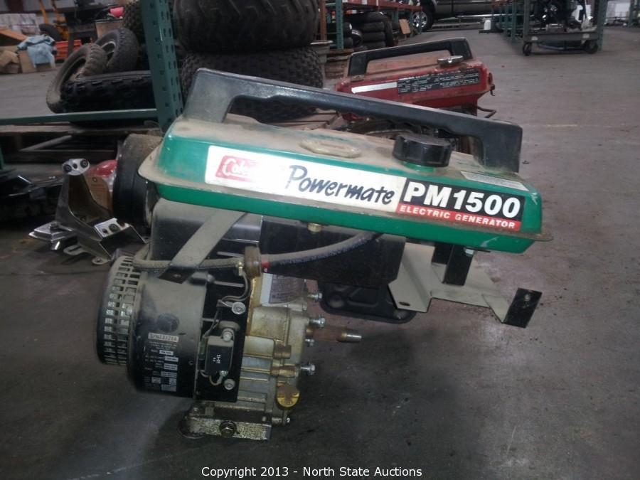 Coleman Powermate Air Compressor Parts For Sale Here