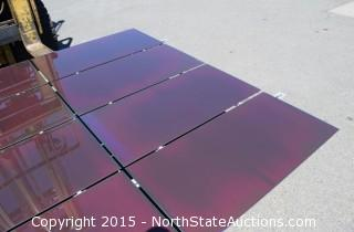 Solar Panels with Total Wattage of Apprx. 4800