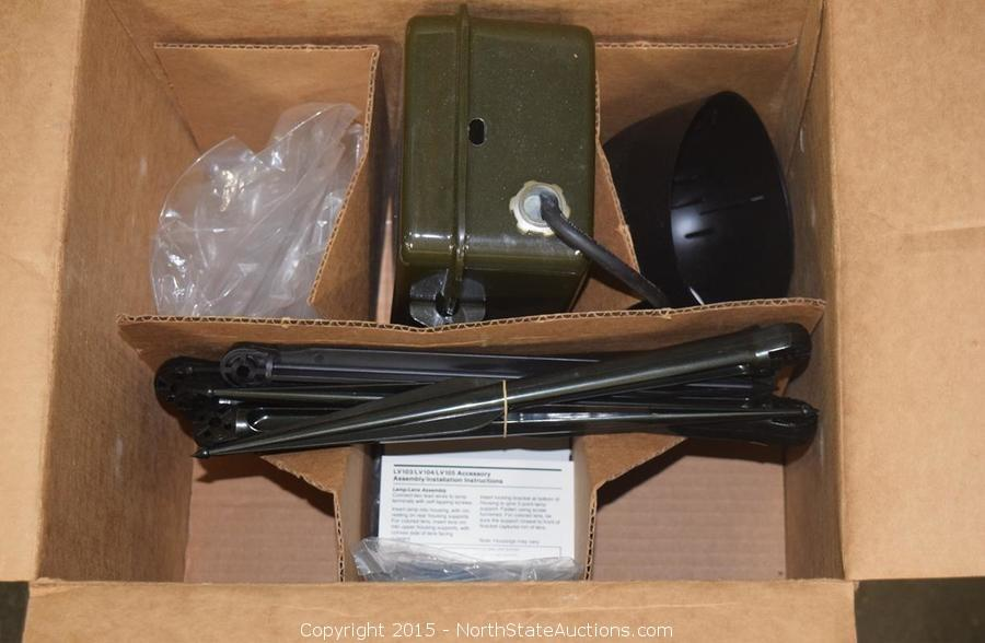 North state auctions auction november auction item for Intermatic landscape lighting