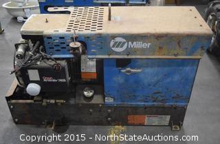 Miller Blue Charger CC/DC Welder/Battery Charger/Power Generator Set