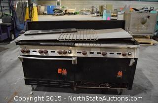 Wolf Commercial Stove/Oven