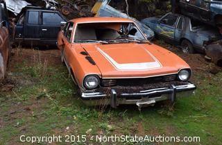 197-- Ford Maverick Grabber