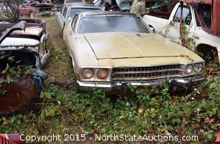 1974 Plymouth Satellite Sebring Plus