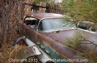 1956 Buick Special Hardtop Sedan